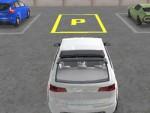 3D Araba Park Etme Oyna