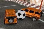 4x4 Araba ile Futbol 3D Oyna