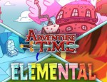 Adventure Time Elementler (Elemental) Türkçe Oyna