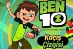 Ben 10 Kaçış Çizgisi - Türkçe Oyna