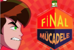 Ben 10 Omniverse Final Mücadele - Türkçe Oyna
