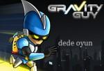 Bir Ters Bir Düz - Gravity Guy Oyna