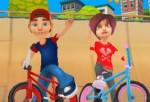 Bisiklet Patlaması Oyna