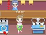Çamaşırhane Kuru Temizleme İşletme Oyna