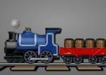 Çılgın Tren - Sürme ve Yük Taşıma Oyna