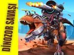 Dinozor Savaşı Oyna