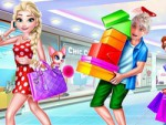 Elsa Eliza Alışveriş Çılgınlığı Oyna