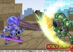 Fuzzman vs Robo (2 Kişilik) Oyna