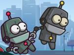 İkiz Robotlar Oyna