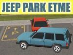 Jeep Park Etme Oyna