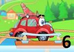 Kırmızı Araba 6 Peri Masalı - Türkçe Oyna