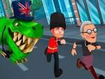 Kızgın Büyükanne Kaçış 7 Londra Oyna