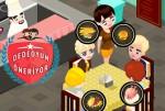 Mia ile Öğlen Yemeği Restoranı İşletme Oyna
