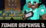 Minecraft Tower Defense 2 Oyna