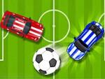 Mini Araba Futbolu Oyna
