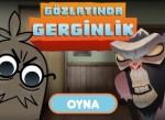 Muhteşem Gumball Dünyası Gözaltında Gerginlik - Türkçe Oyna