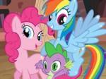My Little Pony Boyama Kitabı Oyna
