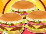 Paket Hamburger Servisi Oyna