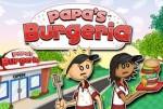 Papa Burger Dükkanı - Burgeria Oyna