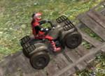 Plajda ATV Sürme - 3D Oyna