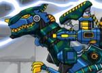 Robot Dinazor Yap Oyna
