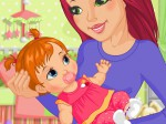 Sevimli Bebek Giydirme Oyna