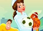 Spor Ürünleri Dükkanı İşletme Oyna