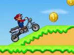 Süper Mario Motor Sürme Yarışı Oyna