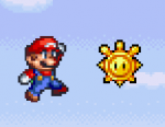 Süper Mario Yıldız Peşinde 1 Oyna