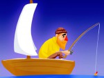Tekneyle Balık Tutma Oyna