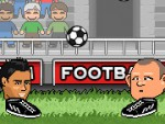 Ünlü Futbolcular Kafa Topu Oyna