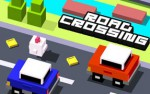 Yoldan Karşıya Geçme - Road Crossy Oyna